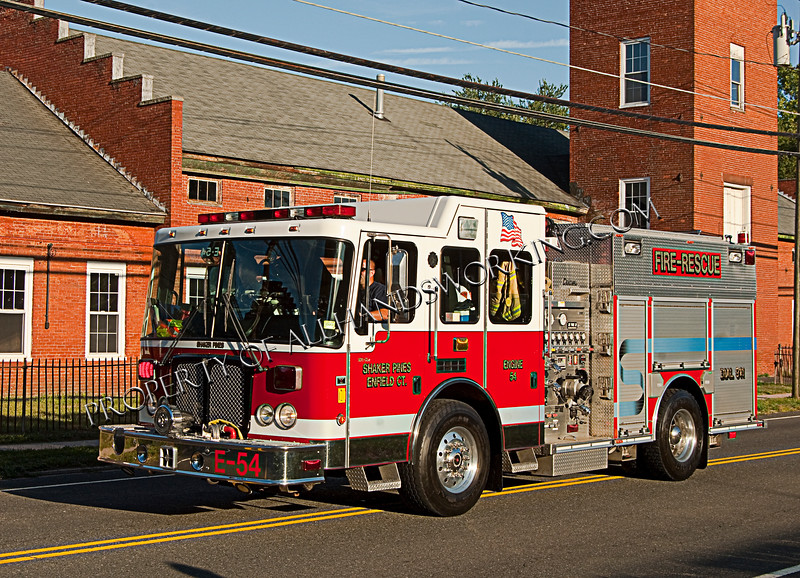 Shaker Pines Enfield Engine 54