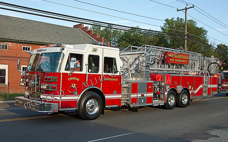 Wethersfield Truck 12