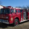 Newtonville, Atlantic County NJ EX Engine 12-64, 1982 Ford 8000-American LaFrance 1000-1000, (C) Edan Davis, www sjfirenews com