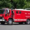 Franklin, Burlington County NJ, Fire Police, 3319, 1997 Ford Cargo  (C) Edan Davis, www sjfirenews (1)