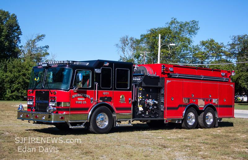 Mauricetown, Cumberland County NJ, Engine 12-01, 2016 KME Predator, Panther 2000-2500, (C) Edan Davis, www sjfirenews (4)