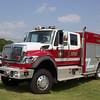 Upper Deerfield, Cumberland County NJ, Engine 33-02, 2011 International- KME, 1000-750, (C) Edan Davis, www sjfirenews com