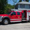 Port Elizabeth, Cumberland County NJ, Rescue 27-21, 2016 Ford F550 4X4 - KME, 1250-250, (C) Edan Davis, www sjfirenews (2)