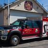 Heislerville, Cumberland County NJ, Rescue 25-21,  2012 Ford F550- KME, (C) Edan Davis, www sjfirenews com