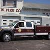 Port Norris, Cumberland County NJ, Utility 11-07, 2012 Ford F450-Reading, (C) Edan Davis, www sjfirenews com