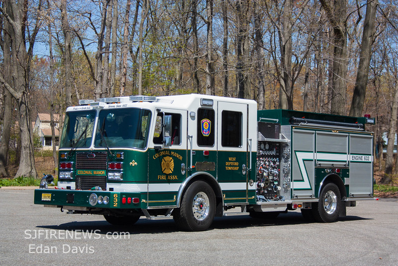 Colonial Manor, Gloucester County NJ,  Engine 632, 2016 KME Predator Panther 1750-750-30, (C) Edan Davis, www sjfirenews (3)