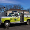 Dividing Creek, Cumberland County NJ, Rescue 18-21,  1977 Dodge- Hamerly 250-250-Hurst, (C) Edan Davis, www sjfirenews com