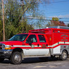 Alloway Twp  Salem County NJ, Cacade 19-7, 2001 Ford F550 - Trans Med (C) Edan Davis, www sjfirenews com  (5)