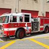 Hackensack NJ Engine Co.4, 2001 Pierce Dash 1500GPM/750GWT pumper