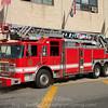 Hackensack NJ Ladder Co.1, 2003 Pierce 105' rear mount aerial