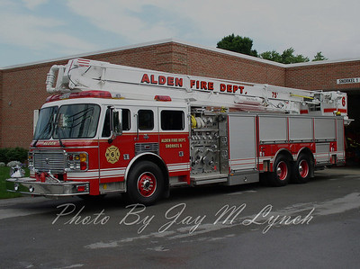 Alden Fire Department