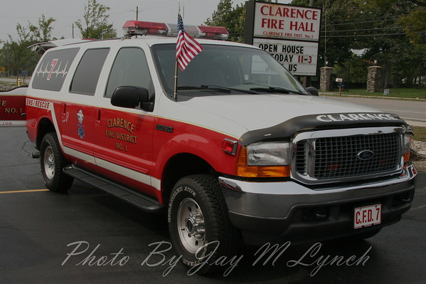 Clarence Fire Department