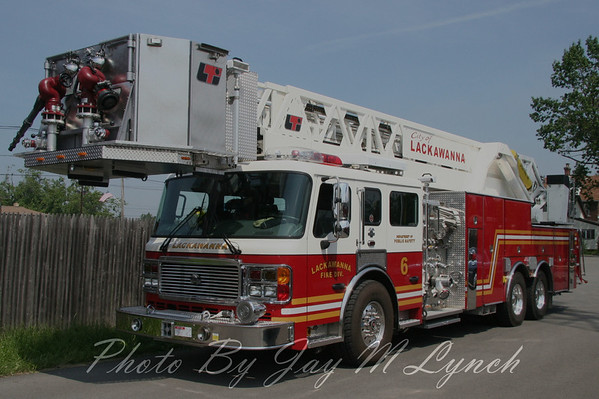 Lackawanna Fire Department