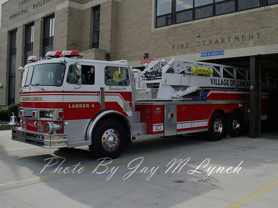 Lancaster Fire Department