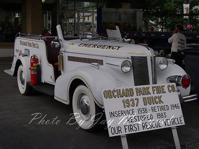 Orchard Park Fire Department