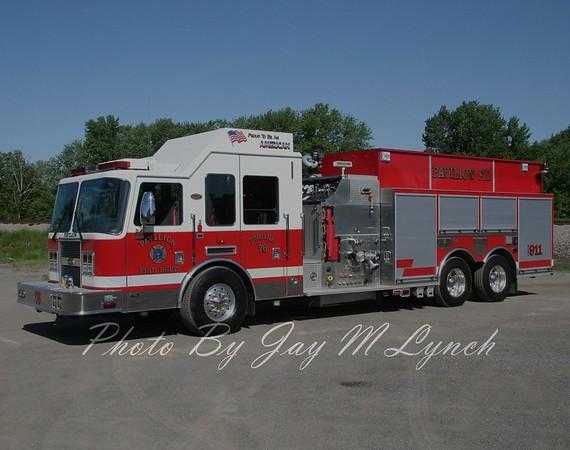 Pavilion Fire Department