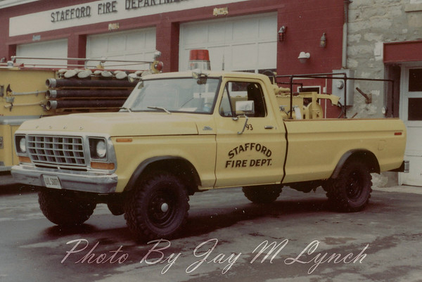 Stafford Fire Department