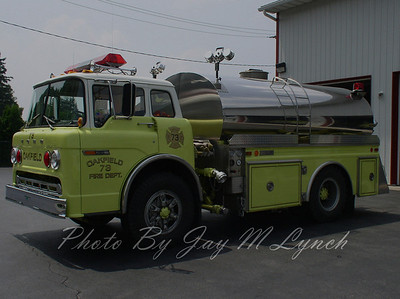 Oakfield Fire Department