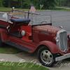 Conesus FD - Squad Car 34 - 1934 Dodge / Brothers