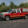 Conesus FD - Utility 342 - 2011 Ford F350 Pierce CRV - Rescue Skid Mount Configuration with Res Q Tec Extrication Tool