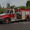 Conesus FD - Engine 345 - 2002 International / Pierce - 1000GPM 1250Gal 25Gal Foam