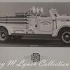 Dansville FD - Engine - 1939 International / American LaFrance - Factory Photo