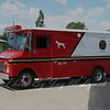 Dansville FD - Squad Car 511 - 1984 GMC Grumman Kurbmaster