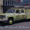 Dansville FD - Rescue 51 - 1978 Chevrolet EVF - Photo By Leo E Duliba