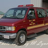 East Avon FD - Support 271 - 2001 Ford 15 Passenger Van