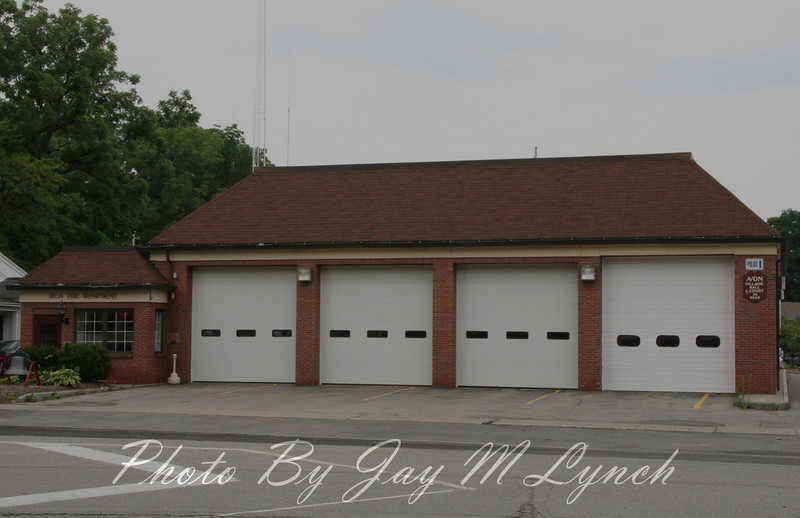 Avon FD - 74 Genesee St. Village of Avon, Livingston County New York