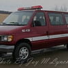 Leicester FD - Squad Car 131 - 1993 Ford 15 Passenger Van