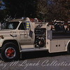 Leicester FD - Engine 13 - 1984 Chevrolet Fitzgerald - 1000GPM 1000Gal - Photo Courtesy of Leicester Fire Department. Photographer unknown.