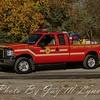 Lima FD - Grass Truck 232 - 2006 Ford 4X4 Department Built - 200Gal