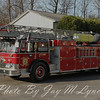 Lima FD - Truck 238 - 1972 Seagrave 100' Rear Mount Aerial - EX Spencerport NY