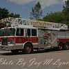Lima FD - Quint 238 - 1996 Spartan R D Murray - 2000GPM 500Gal 105' - Ex-Fishers FD Truck 9-81 Victor New York