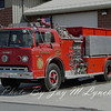 Livonia FD - Engine 256 - 1974 Ford Young - 1000GPM 1250Gal