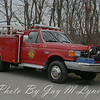Mount Morris FD - Mini Pumper 412 - 1988 Ford - 750GPM  Portable Pump