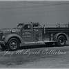 Mount Morris FD - Engine - 1947 International Young - Manufacture's Photo