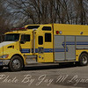 Mount Morris FD - Rescue 419 - 2008 Kenworth Pierce