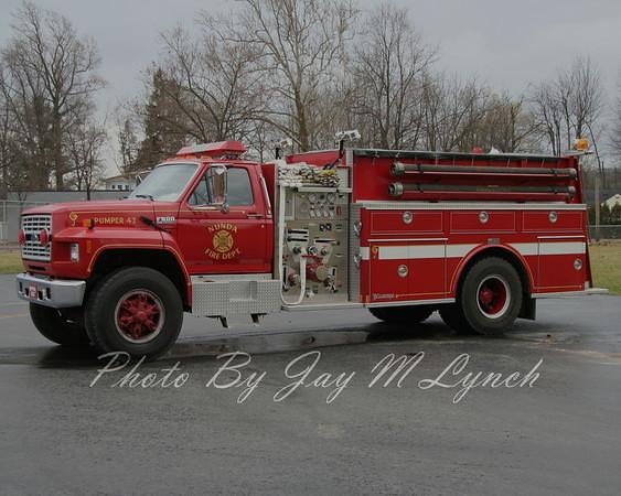 Nunda Fire Department