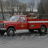 Nunda FD - Grass Truck 423 - 1986 Ford Knapheide - 350GPM 350Gal