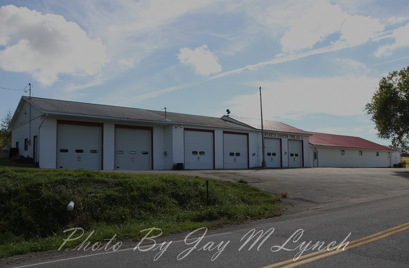 Sparta Center FD - 8479 Reeds Corners Rd. - Livingston County NY