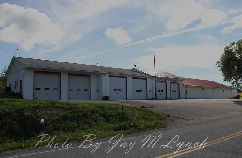 Sparta Center FD - 8479 Reeds Corners Rd. - Livingston County NY