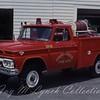 Springwater FD - Brush 54 - 1964 GMC John Bean - 14GPM 300Gal