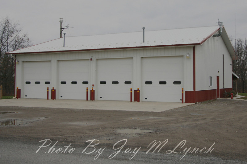 West Sparta FD - 4451 Red School Rd - Livingston County NY