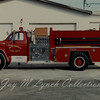 West Sparta FD - Engine 58 - 1986 GMC FMC - 1000GPM - Photos Courtesy of West Sparta Fire Department. Photographer unknown.