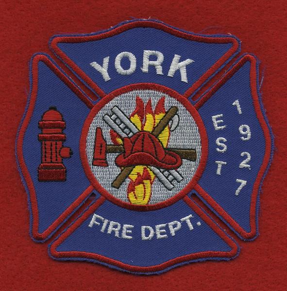 York FD