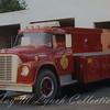 Fancher Hulberton Murray FD - Tanker 50 - 1975 International / Fitzgerald - 1500Gal - Photo By Jim Gillette