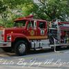 Fancher Hulberton Murray FD - Engine 30 - 1998 International / New Lexington - 1250 / 1000