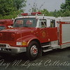 East Shelby FD - Rescue 66 - 1990 International / Emergency One - Photo By Jim Gillette
